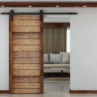 Eclisse Barolo Barn Door Sliding wooden Door System