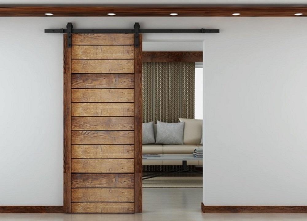 Eclisse Barolo Barn Door Sliding Door System Viz Pro