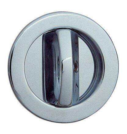 Sliding Door Bathroom Lock Polished