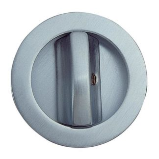 Sliding Door Bathroom Lock Chrome