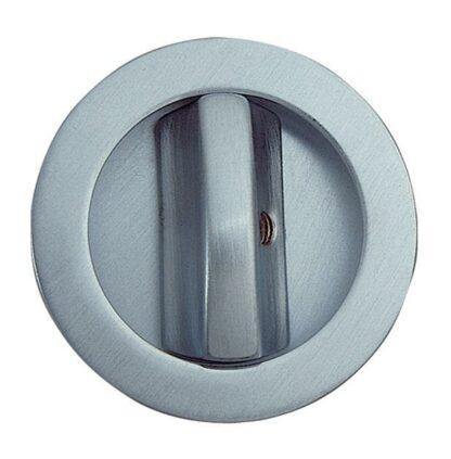 Sliding Door Bathroom Lock Chrome