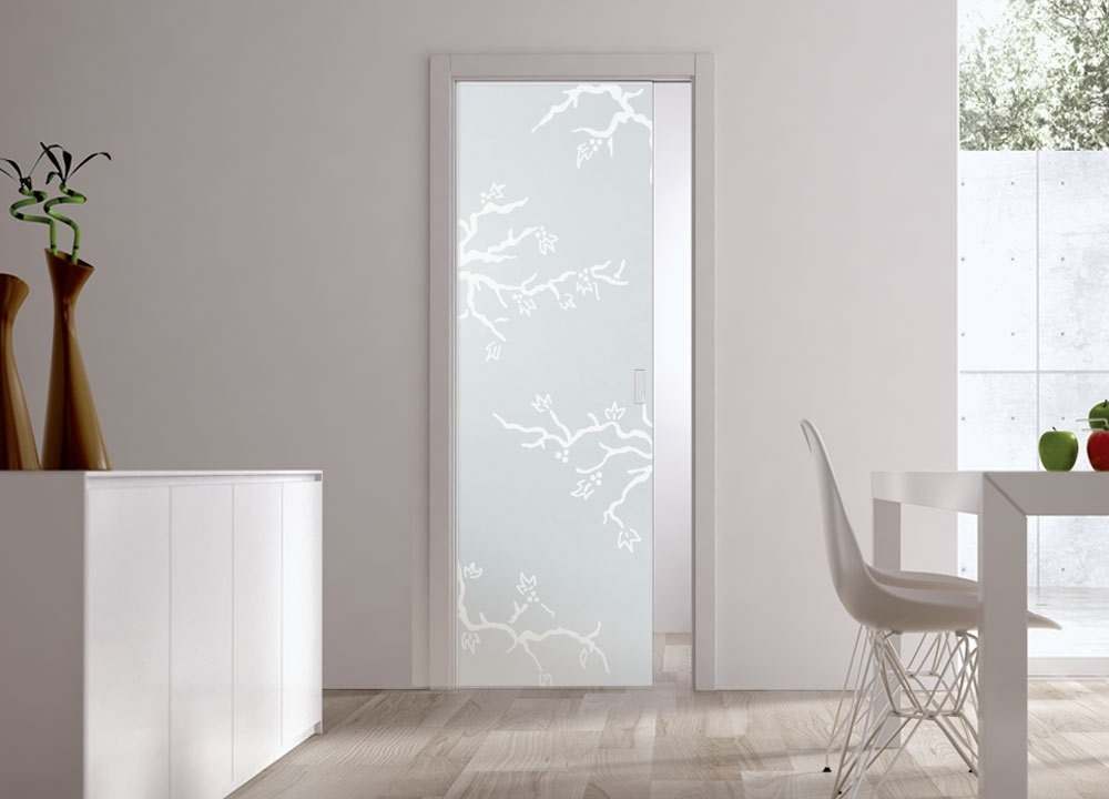 Eclisse Syntesis Double Glass Door Systems The Pocket
